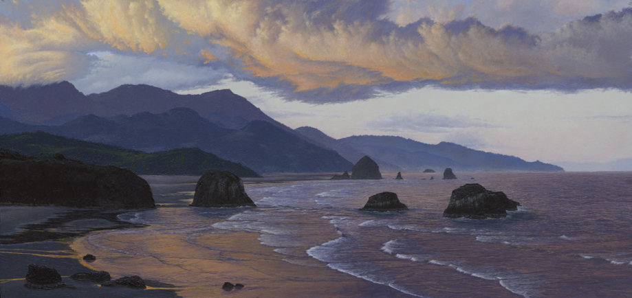 (c) 2007 by Craig Erickson, Ecola Park, Crescent Beach, Cannon Beach, Haystack Rock